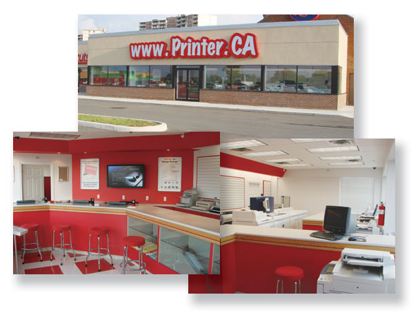 Images of the www.printer.ca 217-200 Centennial Parkway North location